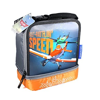 Disney Planes Dual Compartment Lunch Box by Arctic Zone