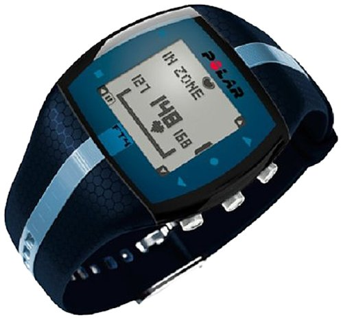 Polar Ft4 Heart Rate Monitor Smart Monkey Fitness