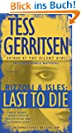 Last to Die: A Rizzoli & Isles Novel...