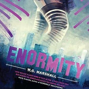 Enormity Audiobook