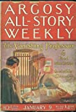 img - for Argosy All-Story Weekly (1926, Jan. 9 book / textbook / text book