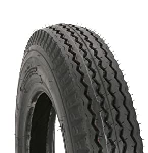 Kenda Trailer Tire - 6-Ply Rated/Load Range C - 5.30-12 31442064