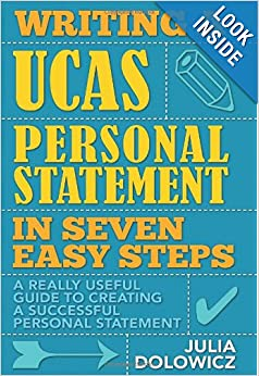 writing a ucas personal statement in seven easy steps