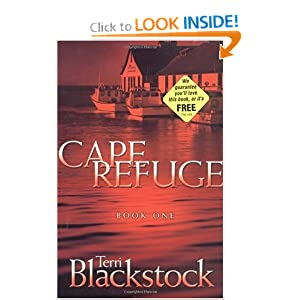 """Cape Refuge"" by Terri Blackstock :Book Review"