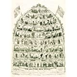 The British Beehive, by George Cruikshank (V&A Custom Print)