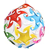 Ravi Creations Plastic Diwali Lamp - RC-38, 18 Cm X 18 Cm X 18 Cm