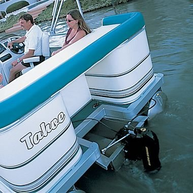 Pontoon boat with trolling motor all boats for Minn kota trolling motors for pontoon boats