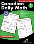Canadian Daily Math Grade 1