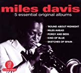 5 Essential Original Albums By Miles Davis (2011-08-01)