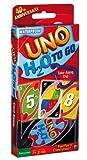 Mattel Games - UNO H20 To Go, juego de mesa (P1703)