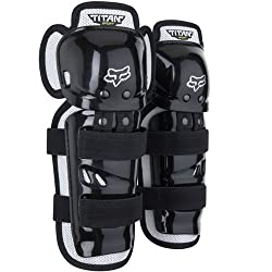 Titan Sport Knee/Shin Guards from Fox