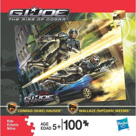 GI Joe 100pc Puzzle