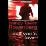 Sullivan's Law: Carolyn Sullivan #1 (       UNABRIDGED) by Nancy Taylor Rosenberg Narrated by Sandra Burr