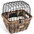 Nantucket Tuckernuck Front Handlebar Bike Basket Pet Carrier