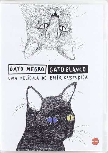 Gato Negro, Gato Blanco [DVD]