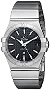 Omega Men's 123.10.35.20.01.002 Constellation Co-Axial Automatic 35mm Analog Display Swiss…