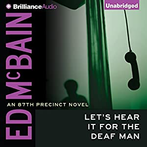 Let's Hear It for the Deaf Man Audiobook