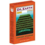 Dr. Earth Compost Starter, Boxed ~ Dr. Earth