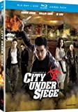 Cover art for  City Under Siege (Blu-ray/DVD Combo)
