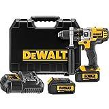 DEWALT DCD985M2 20V MAX Lithium-Ion Premium 3-Speed Cordless Hammerdrill Kit