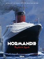Normandie, paquebot de légende