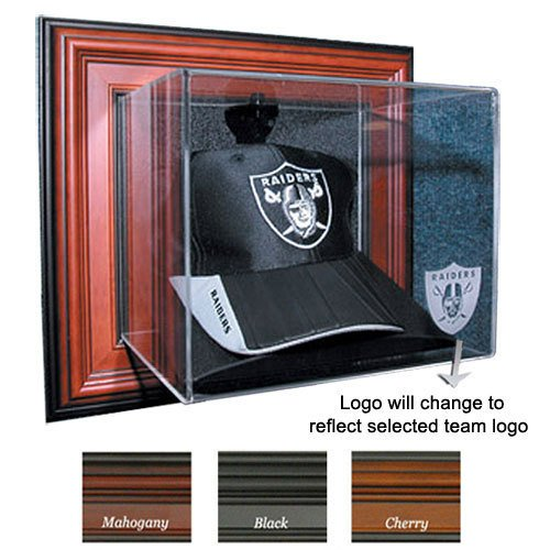 Denver Broncos Nfl Case-Up Cap Display Case
