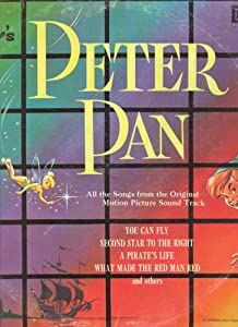 Peter Pan Soundtrack [Soundtrack] [HiFi Sound] [Vinyl] Soundtrack
