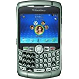 BlackBerry Curve 8320 Phone, Titanium (T-Mobile)