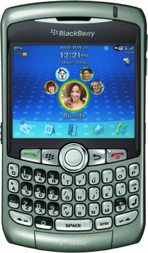 BlackBerry Curve 8320 Phone, Titanium (T-Mobile)