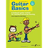 Guitar Basics: (Book/ECD) (Faber Edition)by Nick Walker