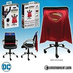 Batman v Superman: Dawn of Justice Superman Chair Cape