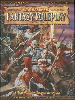 Warhammer Fantasy Roleplay Rulebook: Green Ronin