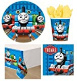 Thomas the Tank Engine Train Party Pack for 16 by Designware