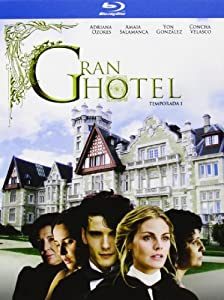 Gran Hotel. 1ª Temporada Digipack (3 Br) (Import) [Blu-ray]