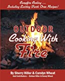 img - for Outdoor Cooking With Fire book / textbook / text book