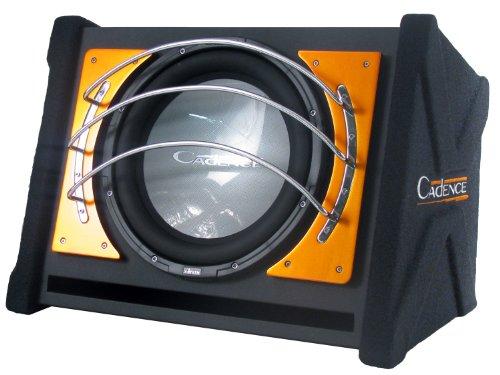 Cadence Acoustics Xwb12Fa Single 12-Inch 700 Watt Active Subwoofer Enclosure