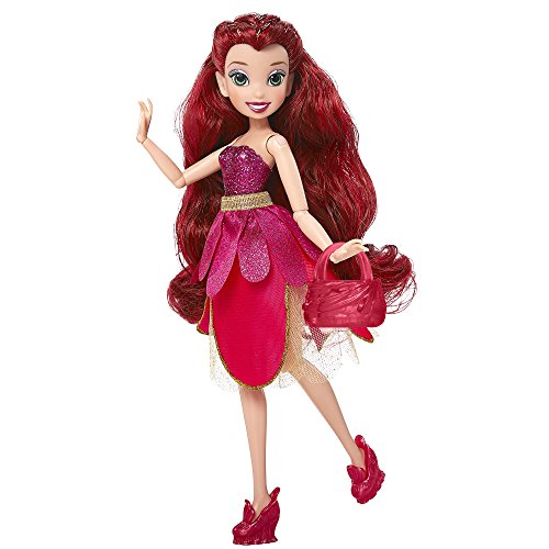 Disney Fairies Deluxe Fashion Twist Rosetta Doll