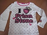 プリズムストーン 長袖 Tシャツ サイズ 120 プリティーリズム プリパラ