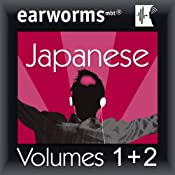 Rapid Japanese: Vol. 1 & 2 | [Earworms Learning]