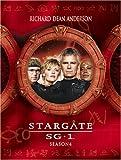 スターゲイト SG-1 シーズン4 DVD ザ・コンプリートボックス