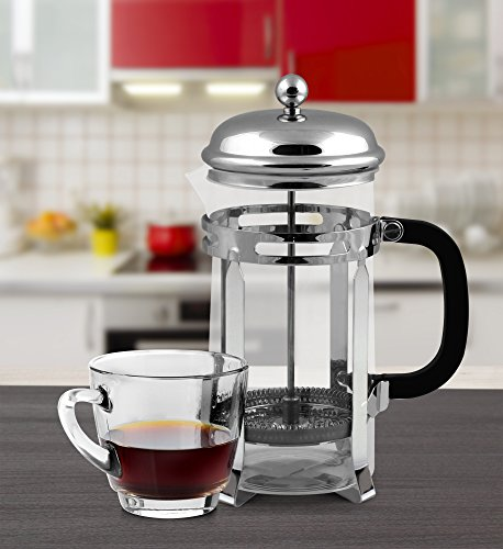 Triple-Filter-8-Cup-French-Press-in-Chrome-34-Oz