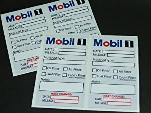 Oil change stickers for windshield autozone coupons battery