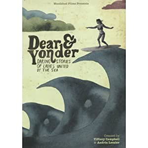 Dear & Yonder Surf DVD By Tiffany Campbell