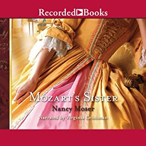 Mozart's Sister Audiobook