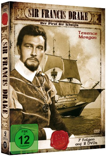 Sir Francis Drake Vol. 2 [2 DVDs]