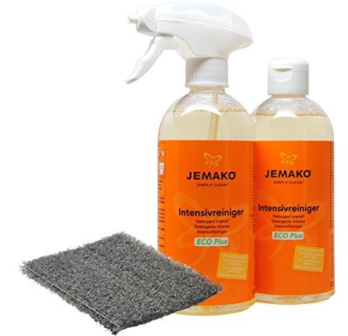 jemako-limpiador-intensivo-eco-plus-set-2-x-500-ml-duopad-gris-fibra-pulverizador
