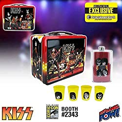 KISS Classic Tin Tote Gift Set - Convention Exclusive