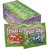 FUN DIP (Lik M Aid) 48ct (Color: Original Version, Tamaño: 48 Count)