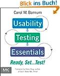 Usability Testing Essentials: Ready,...