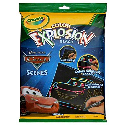 Crayola Color Explosion Cars
